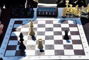 Шахматный турнир в честь Дня защитника Отечества провели в районе. Фото: Анна Быкова