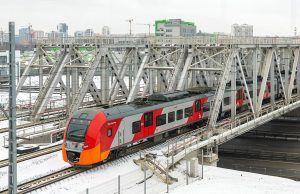Число пассажиров на МЦК в январе увеличилось на 16,8 процентов. Фото: сайт мэра Москвы