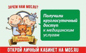 Через портал mos.ru москвичи смогут записать своего питомца на прием к ветеринару