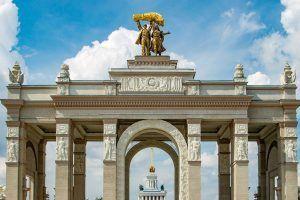 Власти Москвы рассказали о находках, сделанных специалистами в ходе программы возрождения ВДНХ. Фото: архив «Вечерняя Москва»