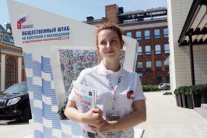 Международные эксперты отметили соблюдение конфиденциальности голосования в Москве. Фото: Антон Гердо, «Вечерняя Москва»