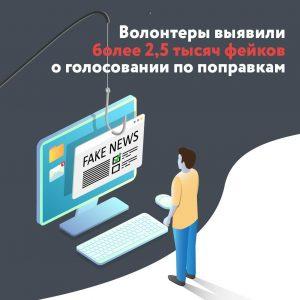 Сотрудники Общественной палаты Москвы разоблачили порядка 2,5 тысячи ложных новостей