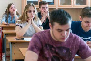 Школьники смогут сдать Единый государственный экзамен в июле 2020 года. Фото: сайт мэра Москвы