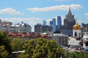 Новые даты переписи населения сообщили москвичам. фото: Анна Быкова