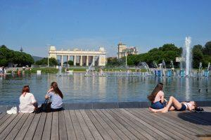 Билетную систему разработают в Парке Горького в конце сентября. Фото: Анна Быкова
