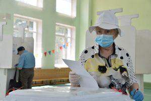 МГИК: Итоговый день голосования по Конституции начался в Москве. Фото: Пелагия Замятина, «Вечерняя Москва»