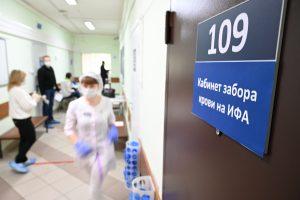 Число москвичей с формирующимся иммунитетом к COVID-19 постоянно увеличивается