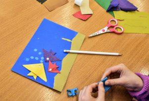 Творческий мастер-класс в режиме онлайн проведут в детской библиотеке. Фото: Пелагия Замятина, «Вечерняя Москва»