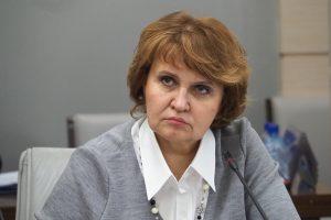 Председатель комиссии по экономической и социальной политике Людмила Гусева