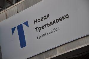 Онлайн-лекцию проведут в Новой Третьяковке. Фото: Денис Кондратьев