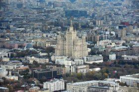 Среди лучших городов мира отметили Москву. Фото: Александр Кожохин, «Вечерняя Москва»