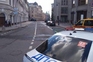 Движение транспорта в Казачьем переулке перекроют утром в воскресенье. Олег Сыров, «Вечерняя Москва»