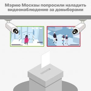 Общественный штаб попросил установить видеокамеры на участках проведения довыборов