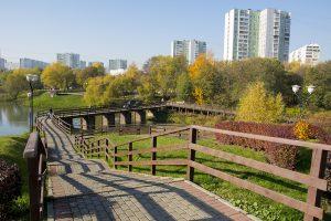 Приложение с пешими экскурсиями запустили для москвичей