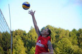Набор в сборные по волейболу стартовал в «МИСиС». Фото: Светлана Колоскова, «Вечерняя Москва»