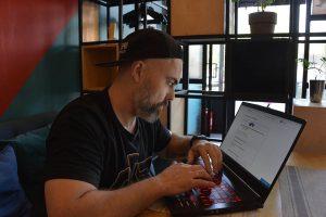 Онлайн-беседа о преформансе состоится в Центре Вознесенского. Фото: Пелагия Замятина, «Вечерняя Москва»