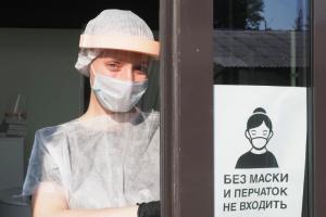 «Студию маникюра Лены Лениной» могут закрыть на 90 дней за нарушение антиковидных мер. Фото: Антон Гердо, «Вечерняя Москва»