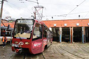 Трамвайное депо реконструируют в районе. Фото: Антон Гердо, «Вечерняя Москва»