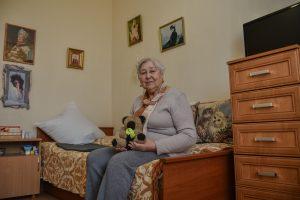 Жителей старшего возраста призвали соблюдать режим самоизоляции. Фото: Пелагия Замятина, «Вечерняя Москва»