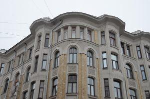 Крыши домов очистили от сосулек в районе. Фото: Анна Быкова