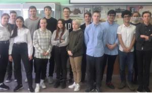 Ученики школы №1799 посетили музей. Фото с сайта школы