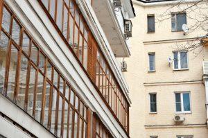 Проверку помещений в отселенных домах провели в районе. Фото: Анна Быкова