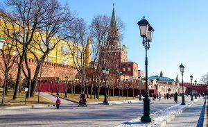 Жители Москвы выберут лучшие туристические маршруты. Фото: сайт мэра Москвы