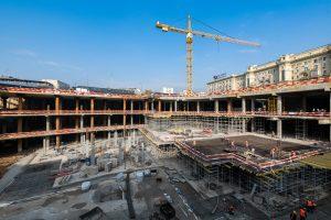 Транспортно-пересадочный узел появится на Павелецкой площади к концу 2021 года. Фото: сайт мэра Москвы