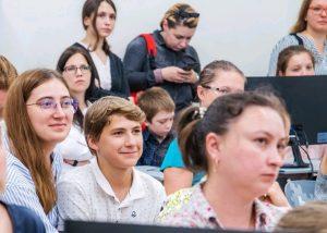 Столичным студентам рассказали о работе в Правительстве Москвы. Фото: сайт мэра Москвы