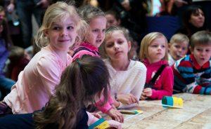 Спектакль для детей покажут в библиотеке района. Фото: сайт мэра Москвы