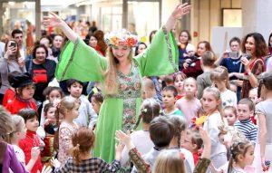Семейный фестиваль проведут в библиотеке района. Фото с сайта РГДБ