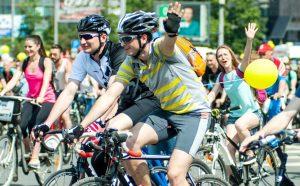 Жители Москвы смогут принять участие в велосипедных фестивалях. Фото: сайт мэра Москвы