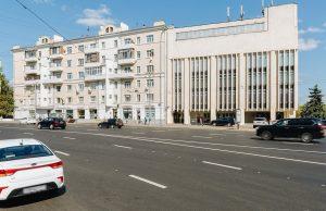 Дом ансамбля «Замоскворецкий рабочий» отремонтируют в 2021 году в центре Москвы. Фото: сайт мэра Москвы