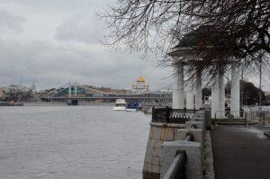 Сотрудники Парка Горького подготовили экскурсию. Фото: Анна Быкова