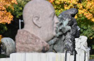 Новые памятники установят в «Музеоне». Фото: сайт мэра Москвы