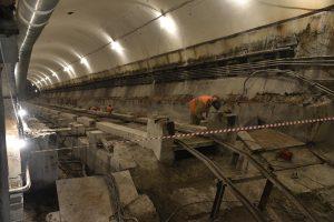 Более 123 километров линий метро ввели в эксплуатацию за десять лет. Фото: Пелагия Замятина, «Вечерняя Москва»