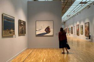 Кураторскую экскурсию по выставке провели в Третьяковской галерее. Фото: Анна Быкова