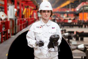 Ректор «МИСиС» поздравила металлургов с праздником. Фото: сайт НИТУ «МИСиС»