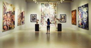 Встречу с художницей организовали в Третьяковской галерее. Фото: pixabay.com