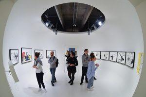 Экскурсии на языке жестов проведут в «Гараже». Фото: Сергей Киселев, Агентство городских новостей «Москва»