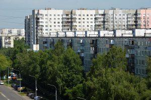 Отселенные помещения проверят в районе. Фото: Анна Быкова, «Вечерняя Москва»