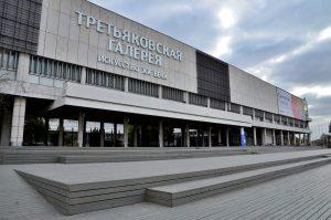 Публичная беседа пройдет в Новой Третьяковке. Фото: Анна Быкова