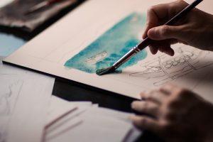 РГДБ организует встречу с художником. Фото: pixabay.com